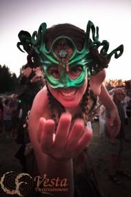 Vancouver island Music Festival Vesta Entertainment stilter