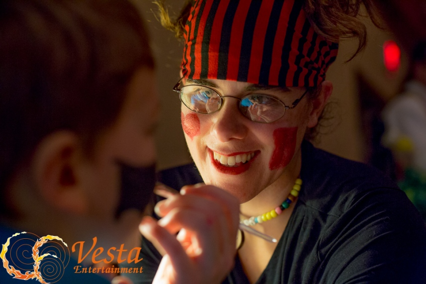 Face Painting in Nanaimo