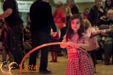 Hooping at the Vancouver Island Festival