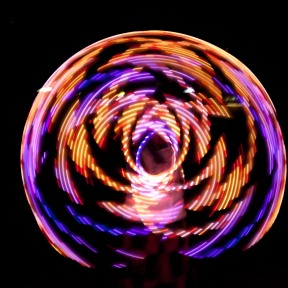Light Up Circus Props for corporate events