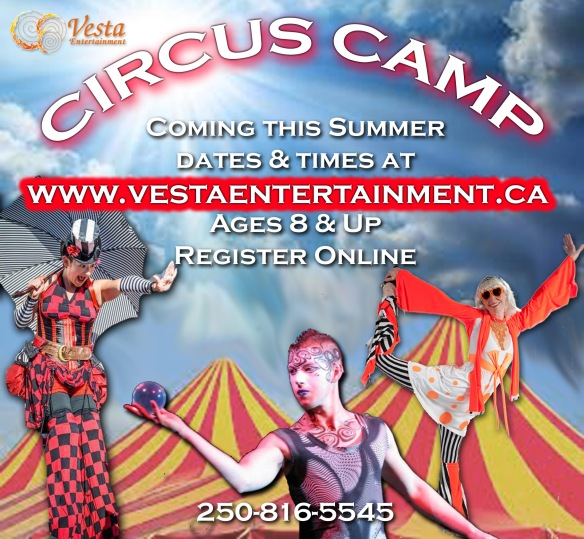 VestaEntertainment Summer Camp Poster 2014 copy